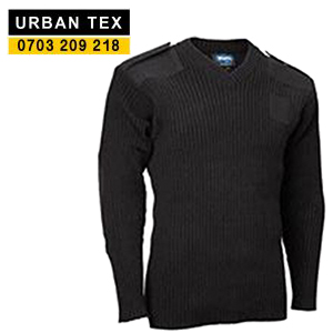 Seurity Guard Sweater