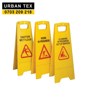 Wet Floor Caution Boards